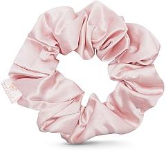 Profumi e cosmetici Elastico per capelli in seta, rosa - Crystallove