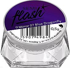 Profumi e cosmetici Polvere per unghie - Semilac SemiFlash Mirror