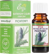 Profumi e cosmetici Olio essenziale naturale di abete - Etja Natural Oil