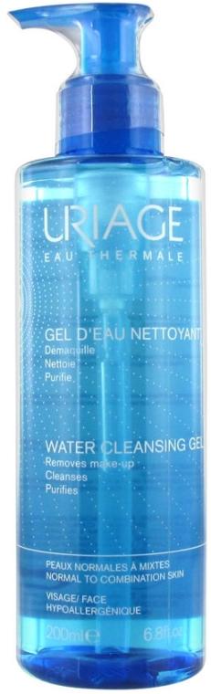 Gel detergente - Uriage Water Cleansing Gel