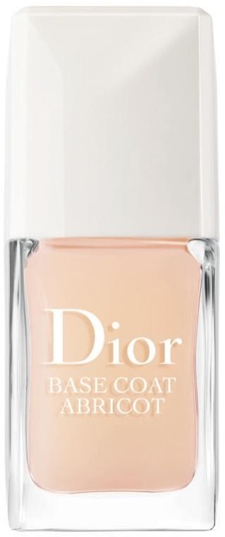 Base protettiva per smalto - Dior Base Coat Abricot