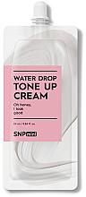 Profumi e cosmetici Crema viso tonificante - SNP Mini Water Drop Tone Up Cream (mini)
