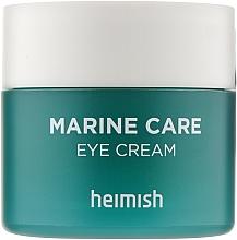 Profumi e cosmetici Crema contorno occhi idratante con estratti marini - Heimish Marine Care Eye Cream
