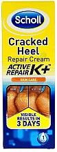 Profumi e cosmetici Crema riparatrice per la pelle del tallone screpolata - Scholl Cracked Heel Repair Cream