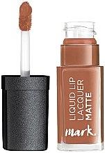 Profumi e cosmetici Rossetto opaco - Avon Mark Liquid Lip Lacquer Matte