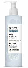 """Profumi e cosmetici Gel viso detergente """"Multivitaminico"""" - Bisou AntiAge Bio Facial Wash Gel"""