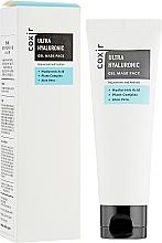 Profumi e cosmetici Gel-maschera viso - Coxir Ultra Hyaluronic Gel Mask Pack