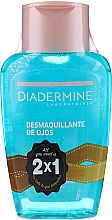 Profumi e cosmetici Set - Diadermine ( eye/makeup/remover/2x125ml)