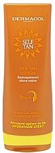 Profumi e cosmetici Latte autoabbronzante per corpo - Dermacol Sun Self Tan Lotion