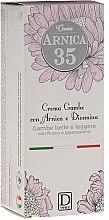 Profumi e cosmetici Crema piedi - Arnica 35