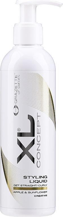 Crema termoprotettiva per capelli - Grazette XL Concept Styling Liquid — foto N1