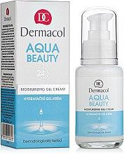 Profumi e cosmetici Crema-gel idratante - Dermacol Aqua Beauty