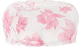 Profumi e cosmetici Cuffia per la doccia, 9298, fiori rosa - Donegal Shower Cap