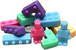 """Profumi e cosmetici Sapone naturale """"Blocks mix"""" - LaQ Happy Soaps"""