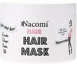 Profumi e cosmetici Maschera rigenerante per capelli - Nacomi Regenerating Hair Mask