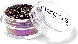 Profumi e cosmetici Glitter per unghie - Neess Shiny Effect (3 g)