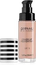Profumi e cosmetici Fondotinta - Flormar Pretty Cover Up Foundation
