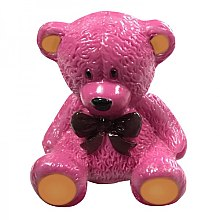 "Profumi e cosmetici Lip Balm ""Bear"", con aroma di fragola - Chlapu Chlap Lip Balm"