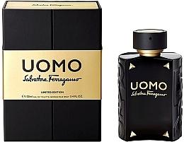 Profumi e cosmetici Salvatore Ferragamo Uomo Limited Edition - Eau de Parfum