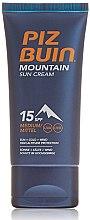 Profumi e cosmetici Crema protettiva viso - Piz Buin Mountain Sun Cream SPF15