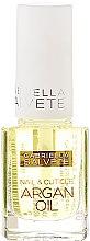 Profumi e cosmetici Olio di argan per unghie e cuticole - Gabriella Salvete Nail Care Nail & Cuticle Argan Oil
