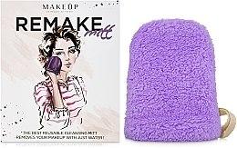 """Profumi e cosmetici Guanto struccante, lilla""""ReMake"""" - MakeUp"""