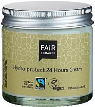 Profumi e cosmetici Crema viso idratante - Fair Squared Hydro Protect 24 Hours Cream