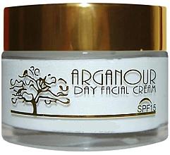 Profumi e cosmetici Crema viso, da giorno - Arganour Anti Age Facial Cream Spf15