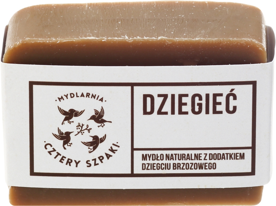 Sapone - Cztery Szpaki Soap