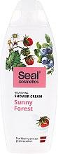 Profumi e cosmetici Crema doccia nutriente - Seal Cosmetics Sunny Forest Shower Cream