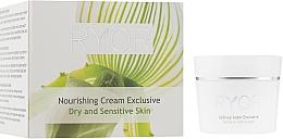 Profumi e cosmetici Crema nutriente per pelli secche e sensibili - Ryor Nourishing Cream Exclusive