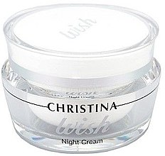 Profumi e cosmetici Crema notte - Christina Wish Night Cream