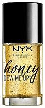 Profumi e cosmetici Base trucco al miele - NYX Professional Makeup Honey Dew Me Up Primer