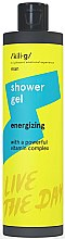 Profumi e cosmetici Gel doccia - Kili·g Man Energizing Shower Gel