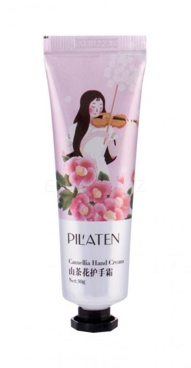Crema mani idratante - Pil'aten Camellia Hand Cream — foto N1