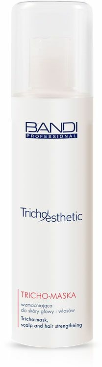 Maschera-Tricho per cuoio capelluto e capelli - Bandi Professional Tricho Esthetic Tricho-Mask Scalp And Hair Strengthening