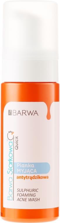 Schiuma detergente - Barwa Siarkowa Facial Foam