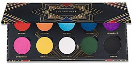 Profumi e cosmetici Palette ombretti - London Copyright Magnetic Eyeshadow Palette Playhouse