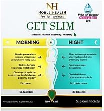 Profumi e cosmetici Complesso dimagrante, 84 pz - Noble Health Get Slim