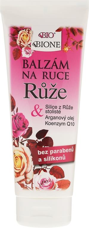 "Balsamo mani ""Rose"" - Bione Cosmetics Rose Hand Balm"