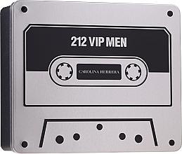Profumi e cosmetici Carolina Herrera 212 VIP Men - Set (edt/100ml + sh/gel/100ml)