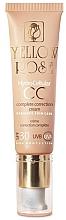 Profumi e cosmetici CC-crema antietà - Yellow Rose Hydrocellular CC Cream SPF30