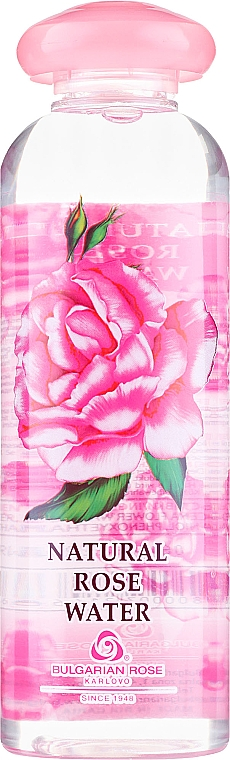 Acqua di rose naturale - Bulgarian Rose Rose Water Natural