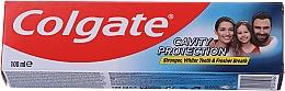 """Profumi e cosmetici Dentifricio """"Massima protezione contro la carie"""" - Colgate Cavity Protection Fresh Mint"""
