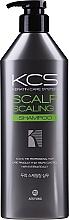 Profumi e cosmetici Shampoo pulizia profonda per cute grassa e forfora - KCS Scalp Scaling Shampoo