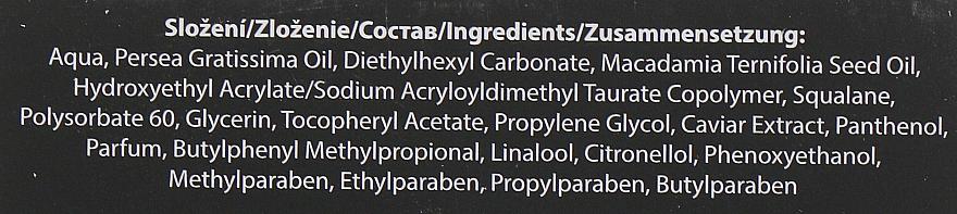 Crema contorno occhi con estratto di caviale - Ryor Eye Cream With Caviar Extract — foto N3