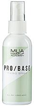 Profumi e cosmetici Spray-fissatore trucco - MUA Pro Base Fixing Spray