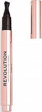 Profumi e cosmetici Matota per sopracciglia - Makeup Revolution Fast Brow Pen Pomade