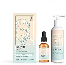 Profumi e cosmetici Set - You & Oil (mask/30ml + cleanser/150ml)