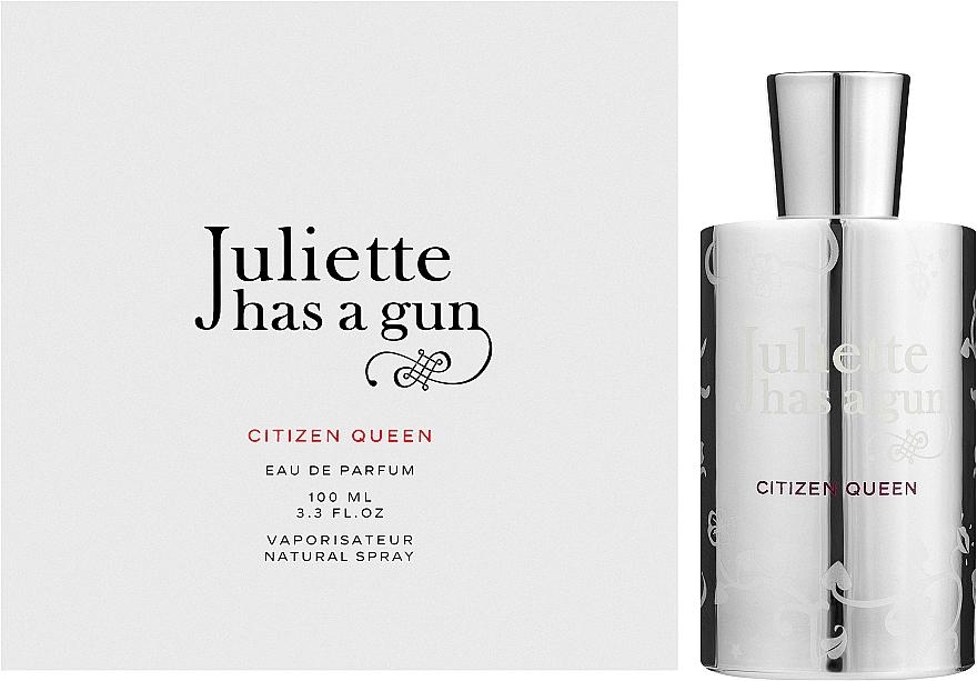 Juliette Has A Gun Citizen Queen - Eau de Parfum — foto N2